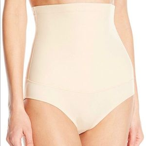 Maidenform Flexees Shapewear Hi-Waist Brief XL